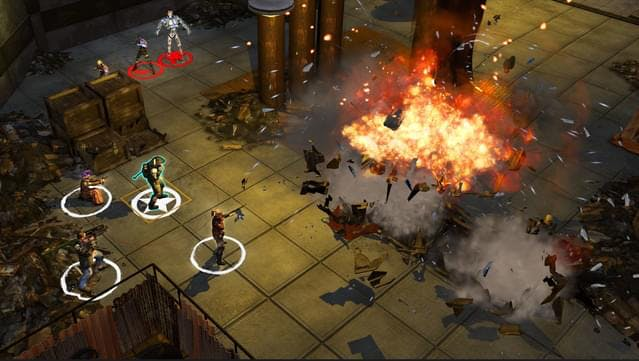 wasteland 2 | best post apocalyptic games