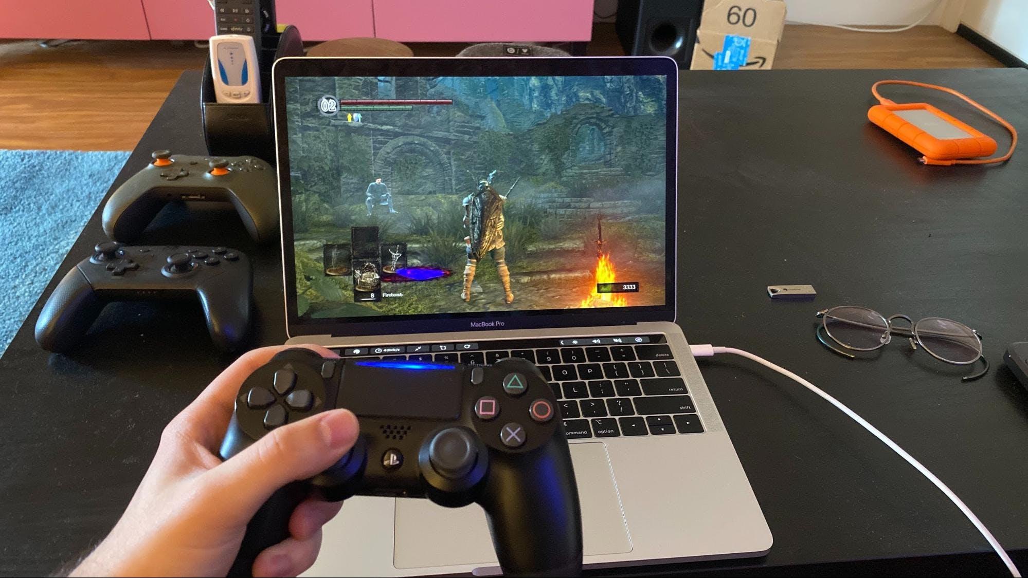 Quarantine Gaming Setups - Ari