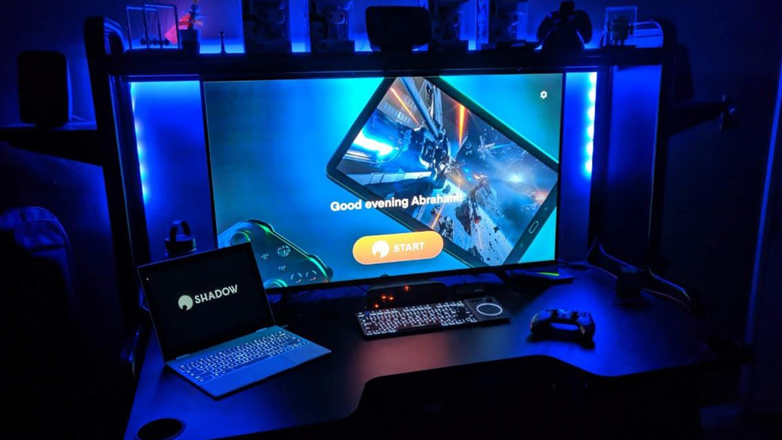 Shadow top 10 des setups gaming - ca stimule