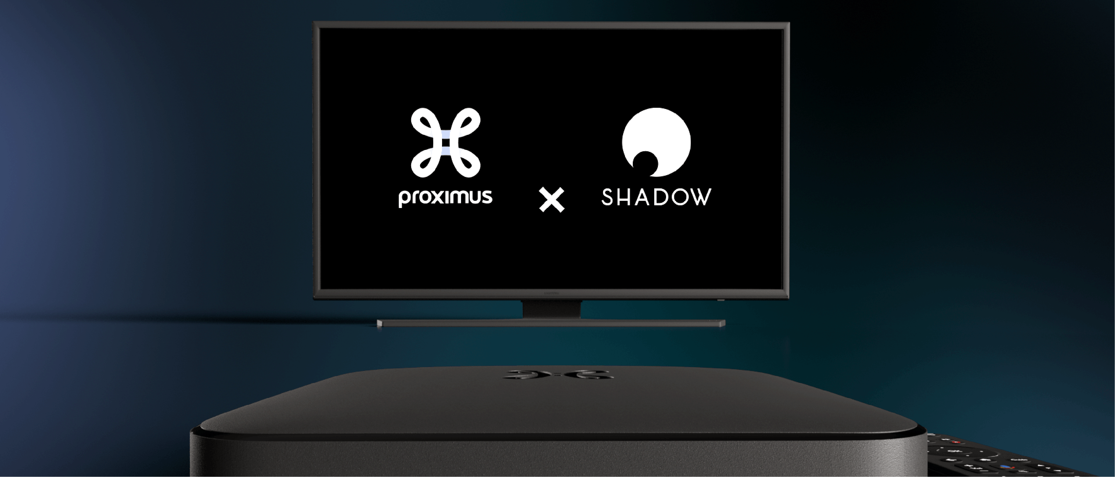 Shadow x Proximus: our new partnership
