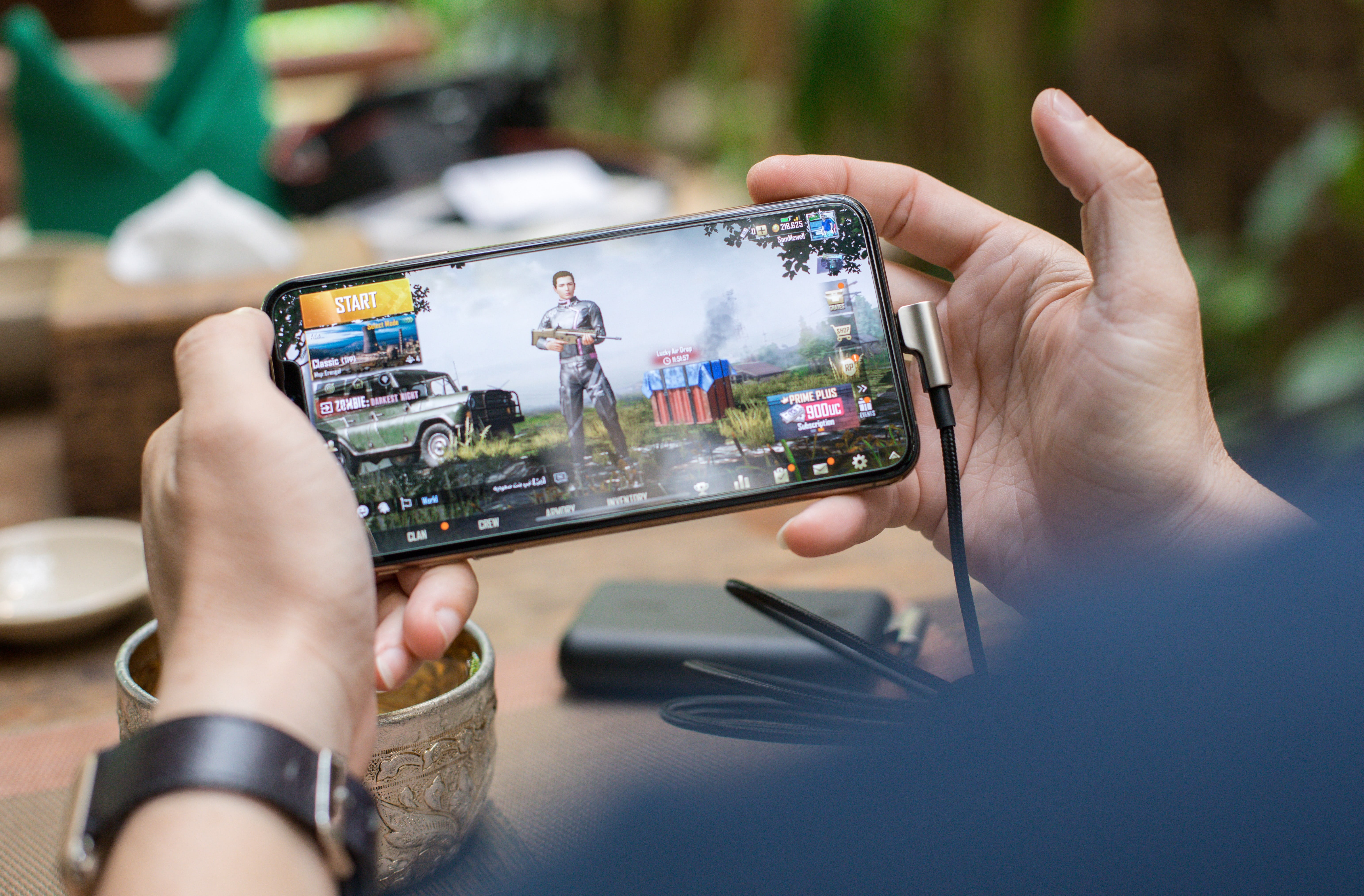 mobile games we want to play on pc - pubg