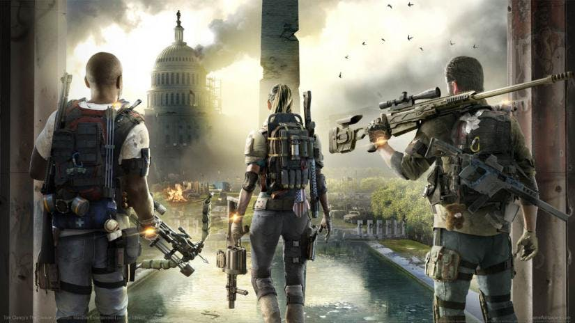 The division 2 - post-apocalyptic game