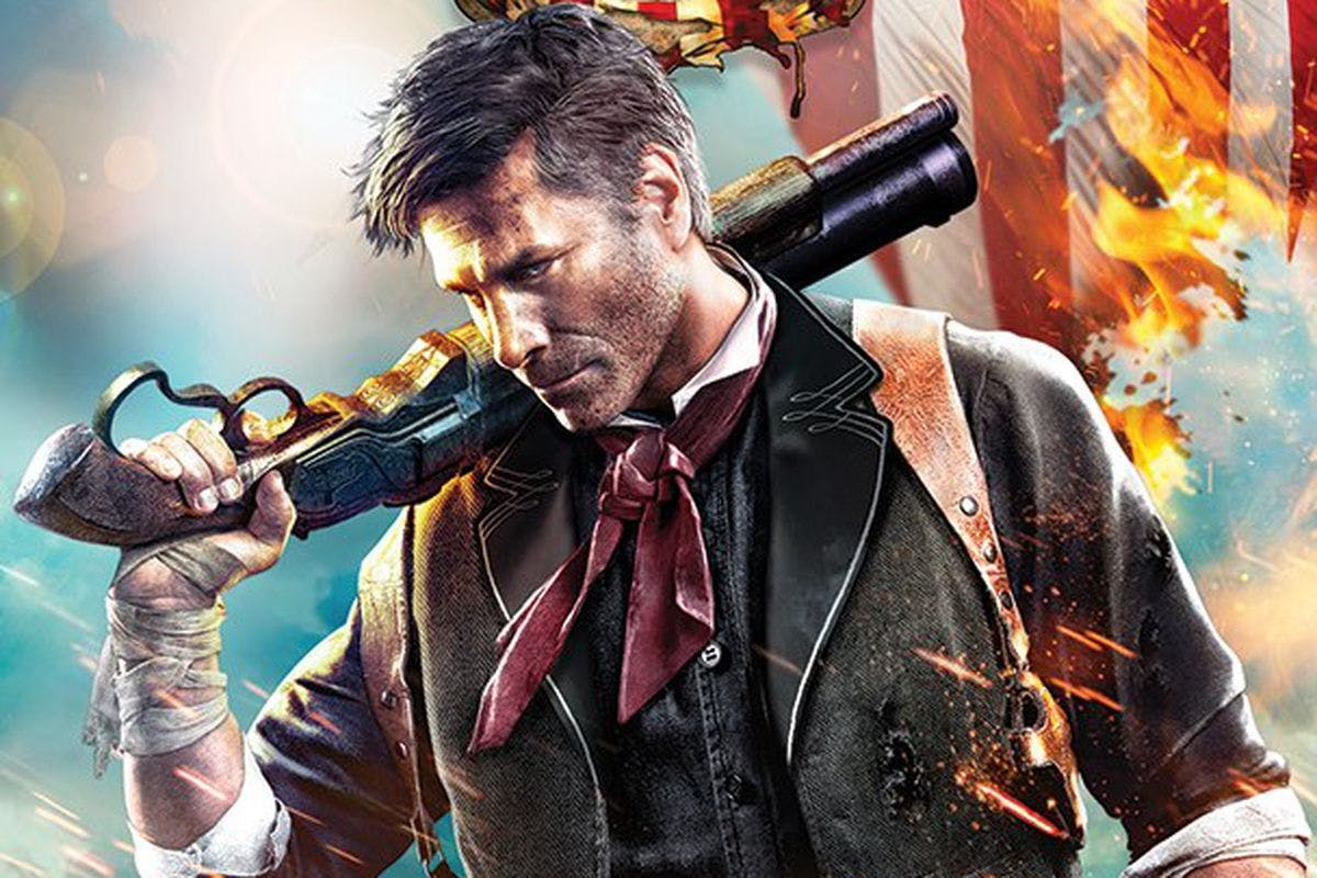Booker DeWitt - Game Heroes who are actually villians