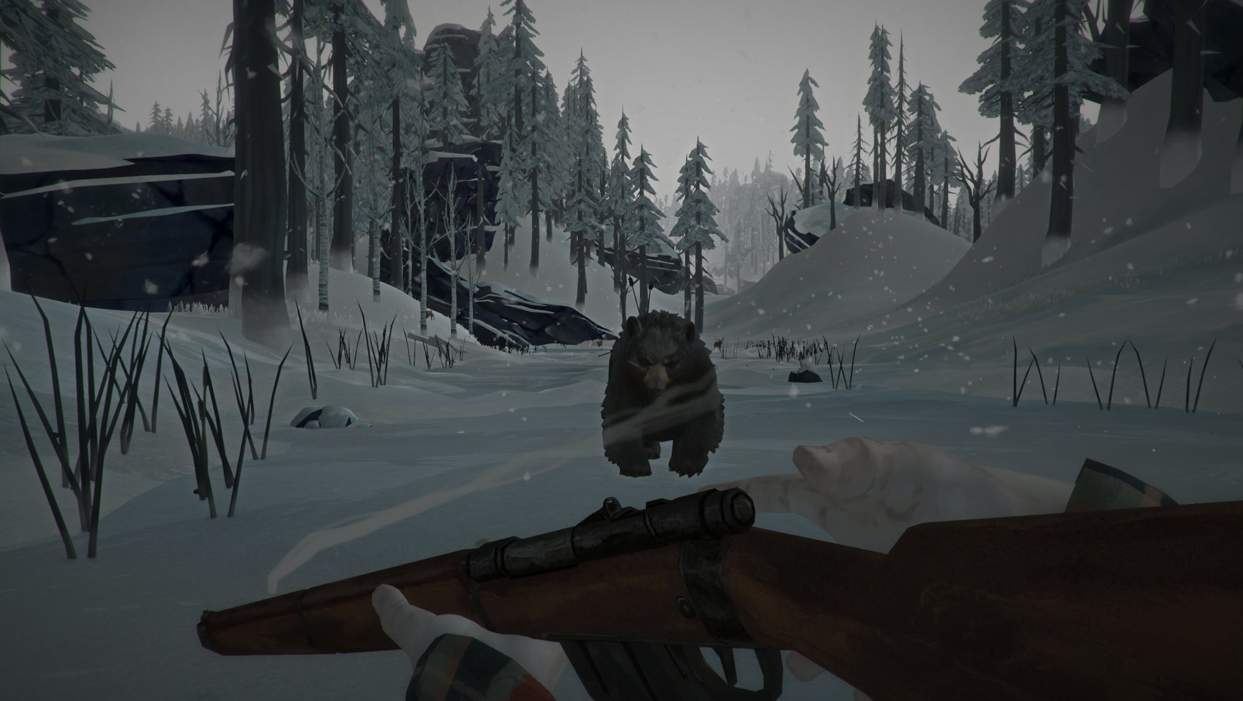 The long dark - post-apocalyptic games
