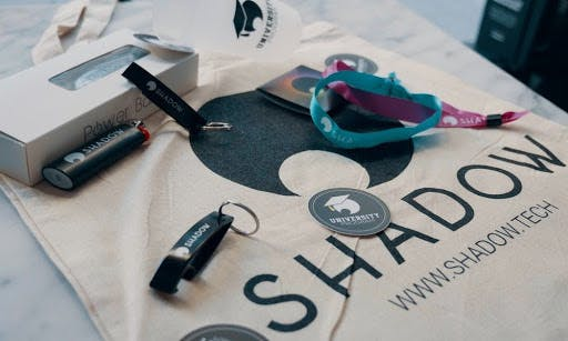 Shadow University Program - Swag