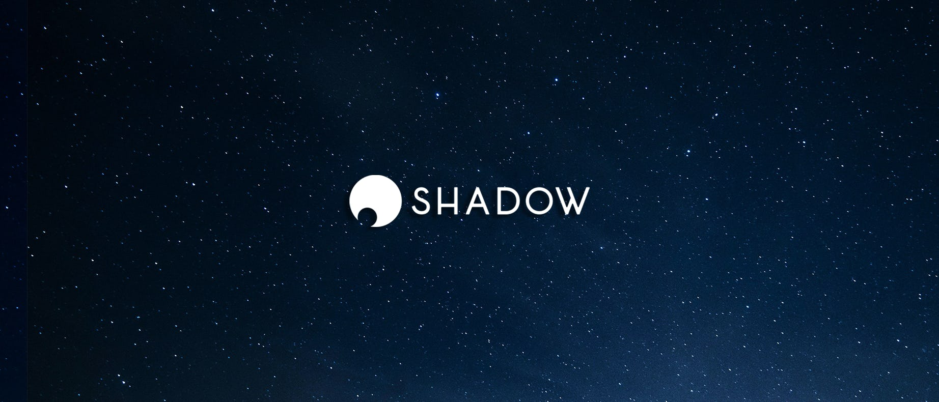 Shadow's new chapter starts now