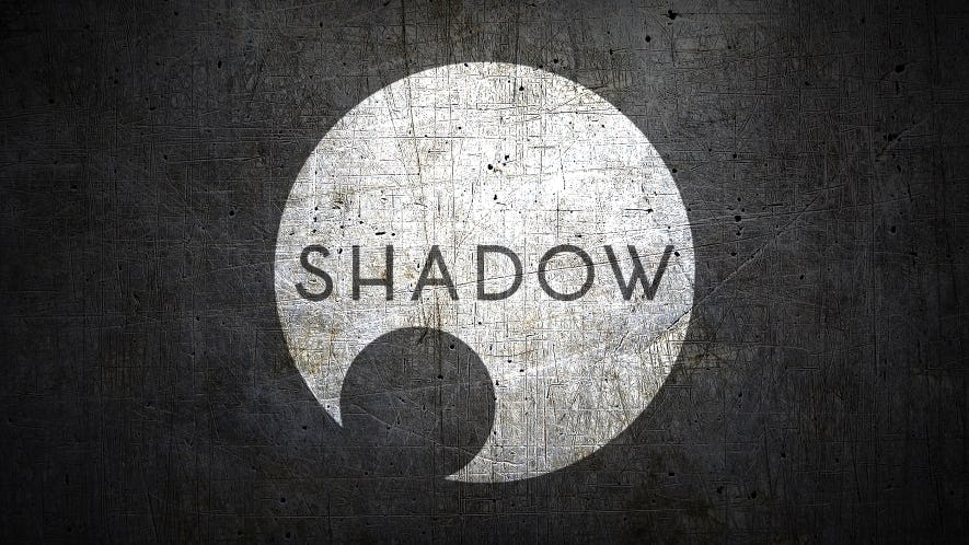Shadow app mobile pour Android et iOS