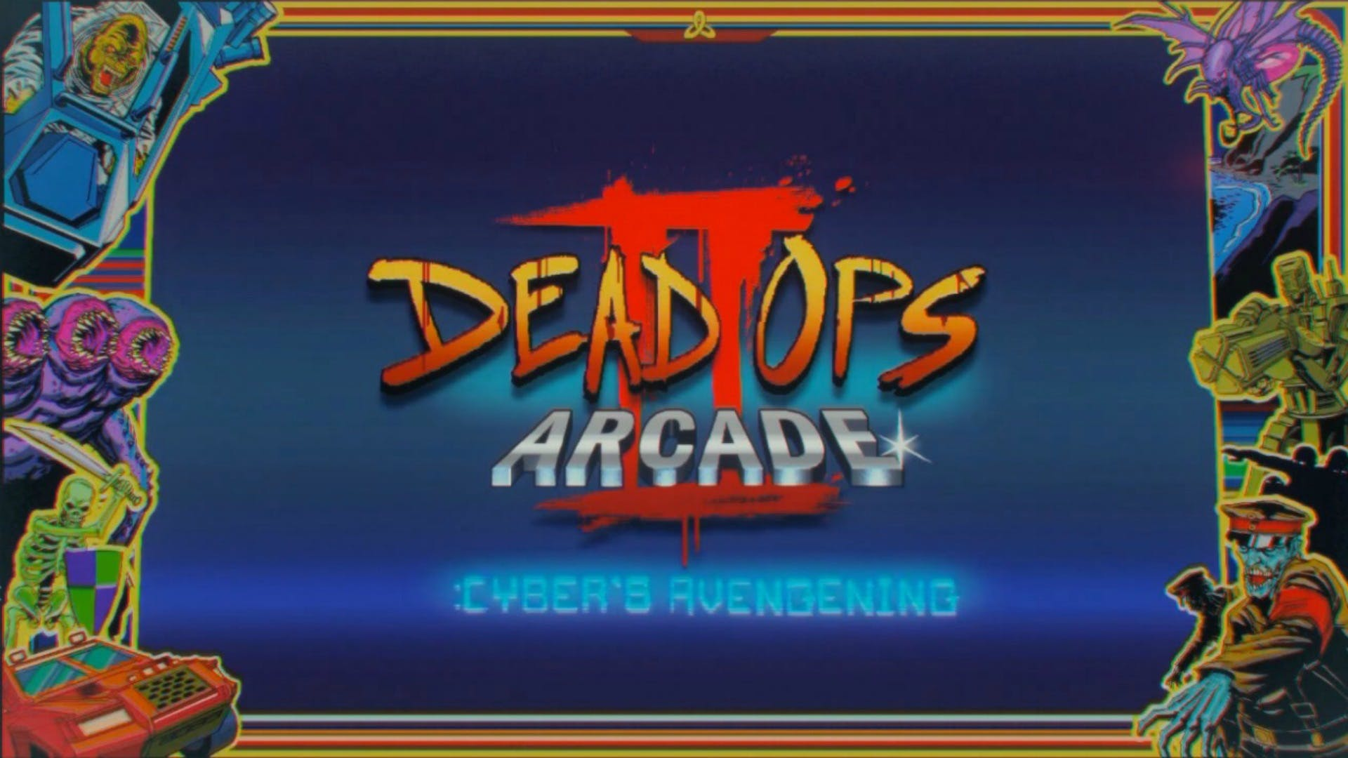 Dead ops arcade 2