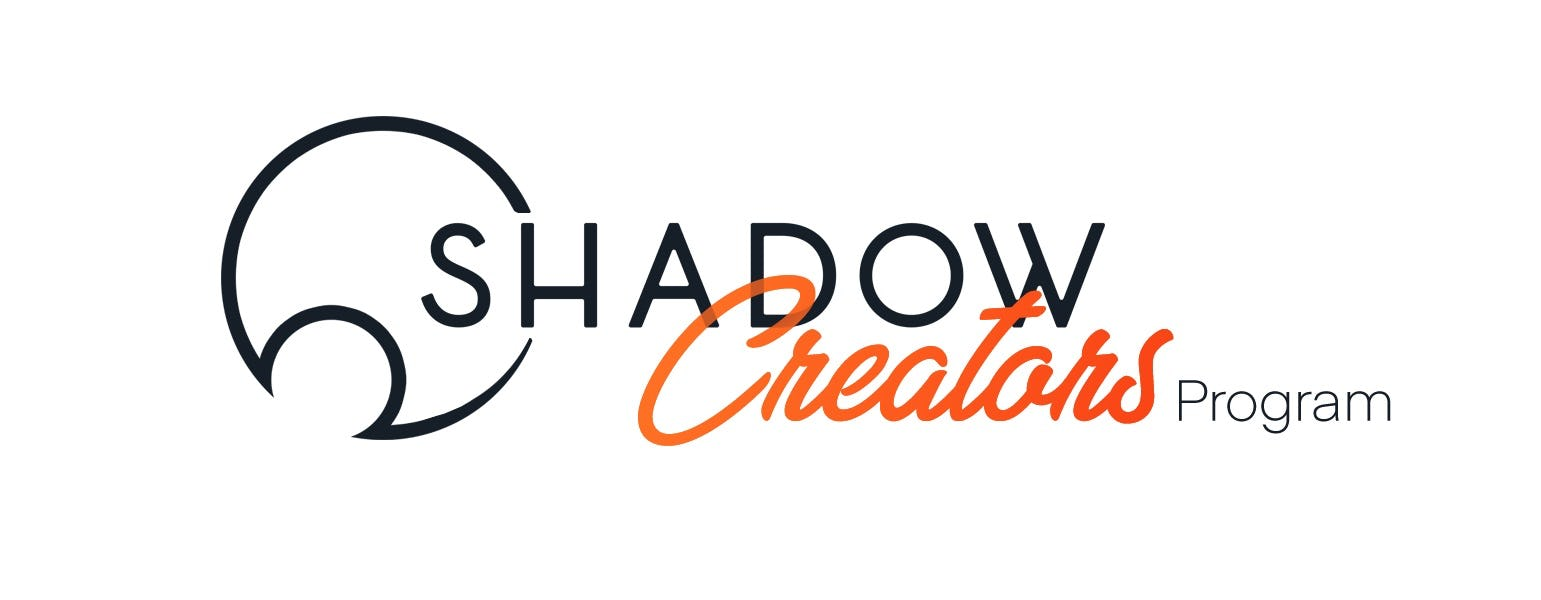 Using the power of communities, Shadow helps newer content creators grow