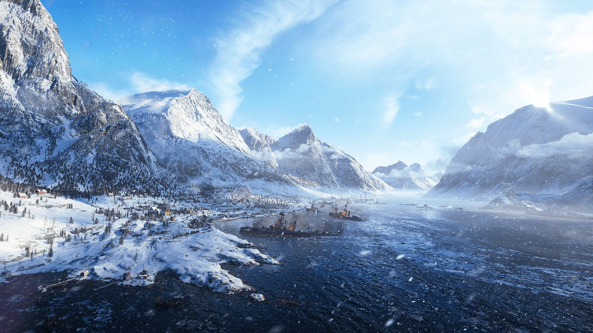 Screenshot - Norway in Battlefield V
