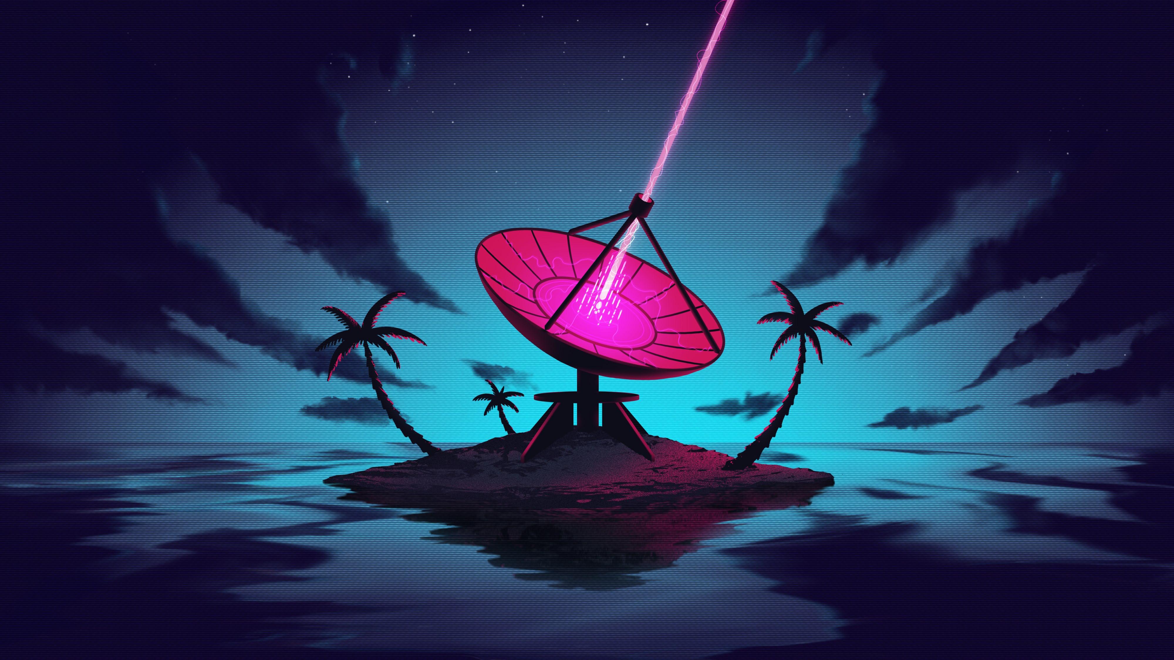 Shadow Laser Island