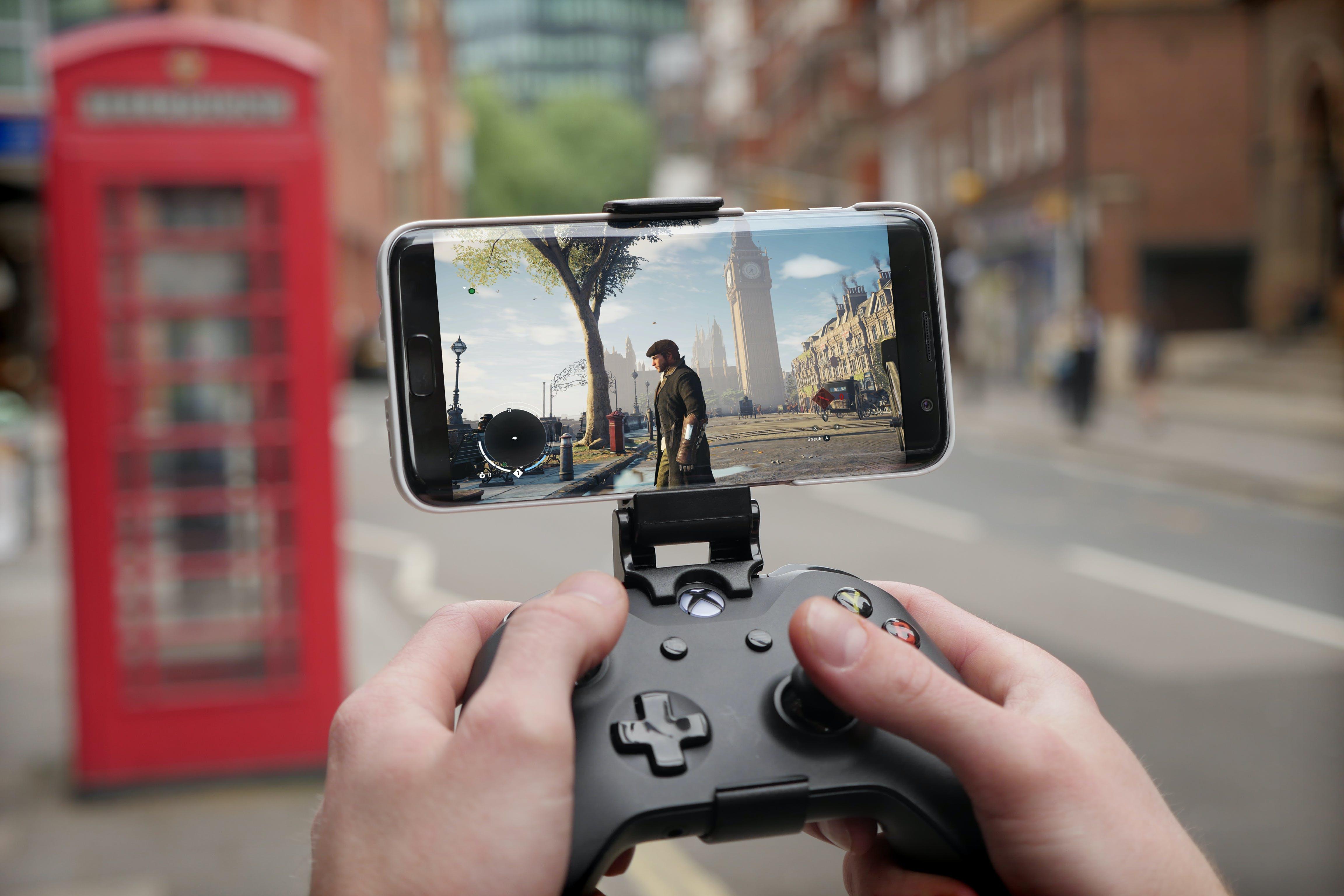 5G bringt Game Pads auf die Straßen