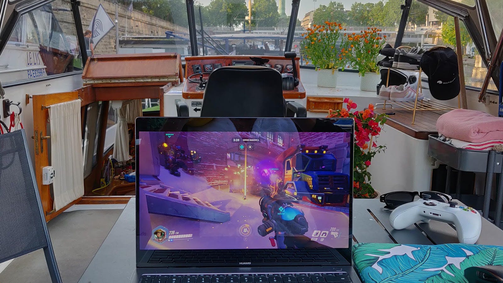Shadow top 10 des setups gaming - bonus boat