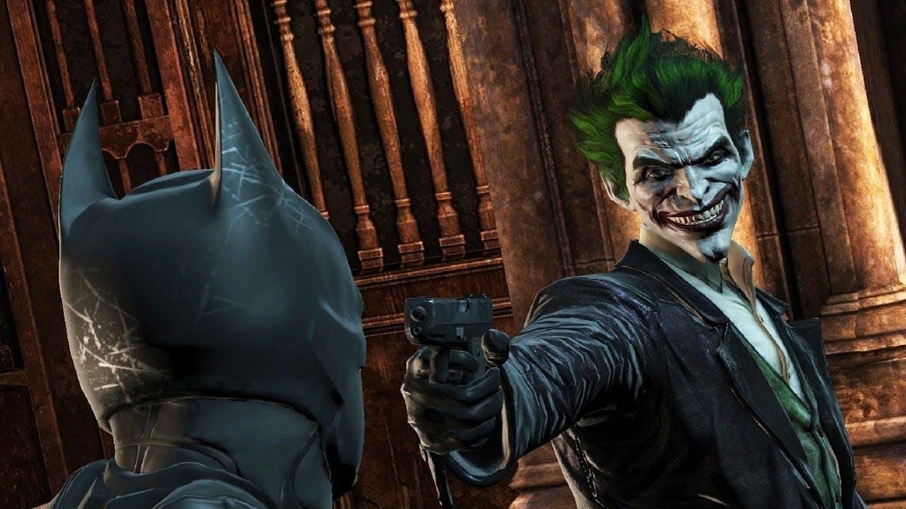 Jocker - Batman Arkham