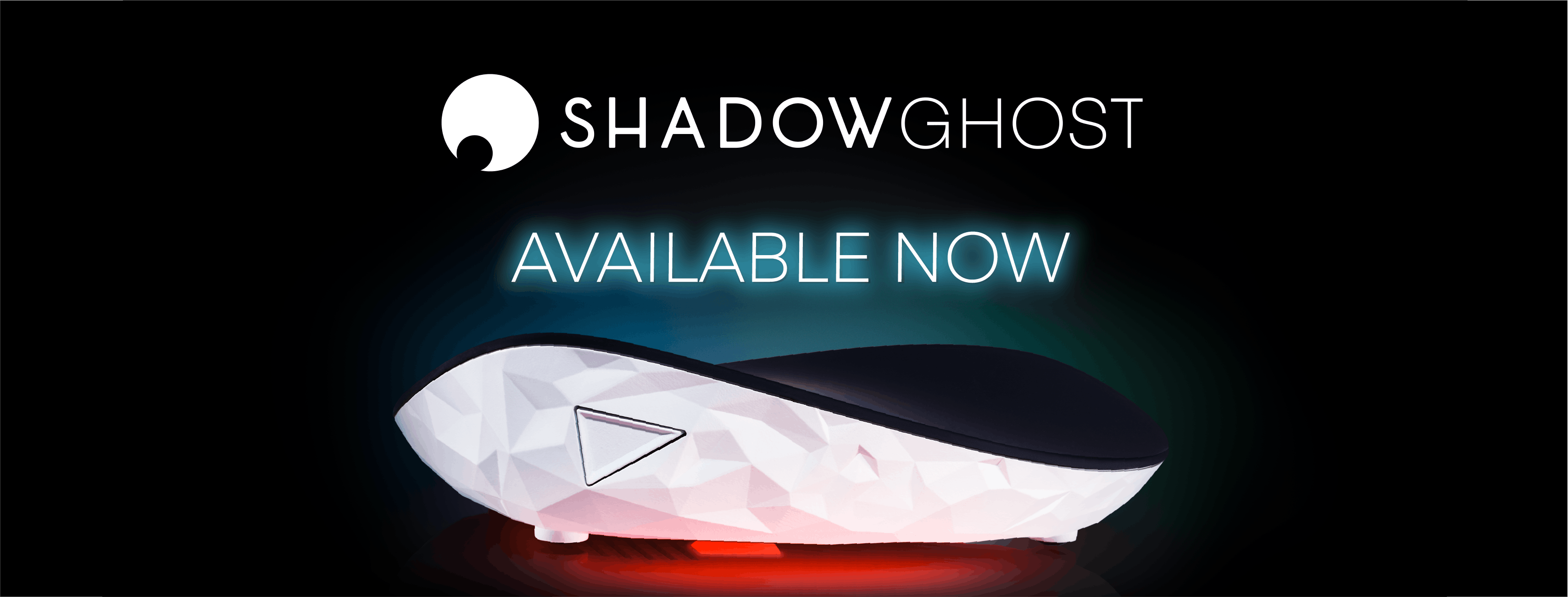The Shadow Ghost is now available!