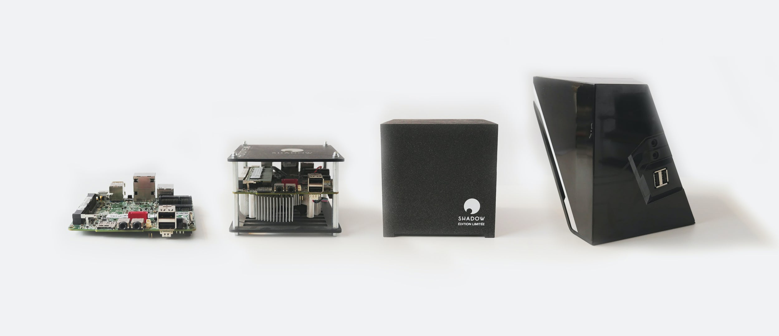 La Shadow Box, un boîtier permettant de transformer vos écrans en PC gamer