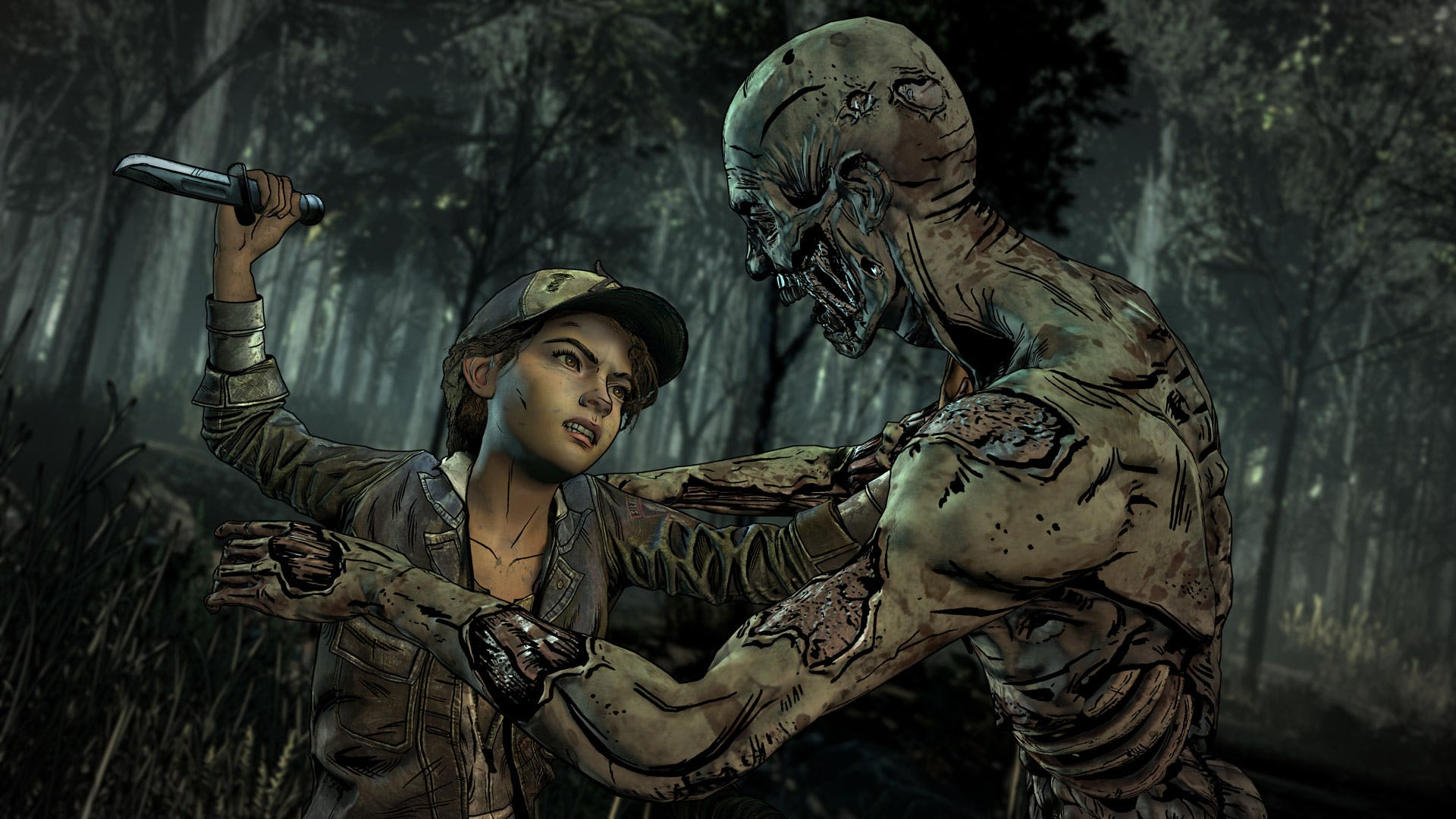 the walking dead | best post apocalyptic games