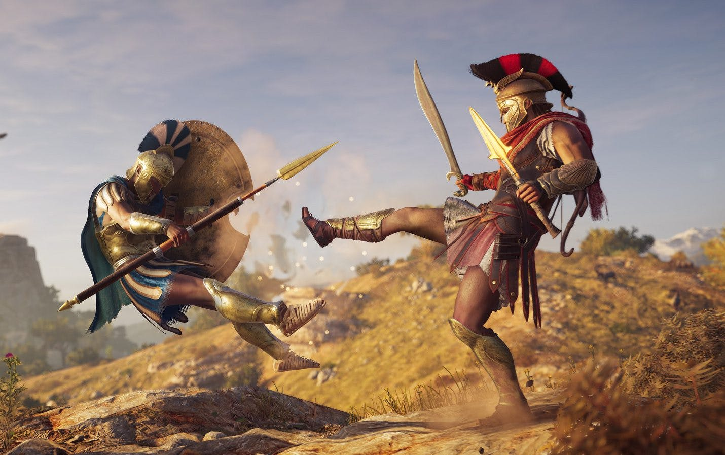 Screenshot Assassin's Creed Odyssey - Actionspiele