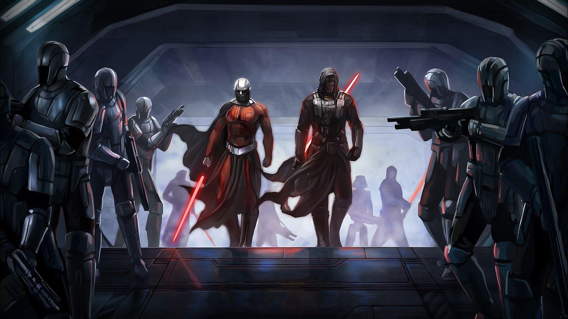 Star Wars MMORPG