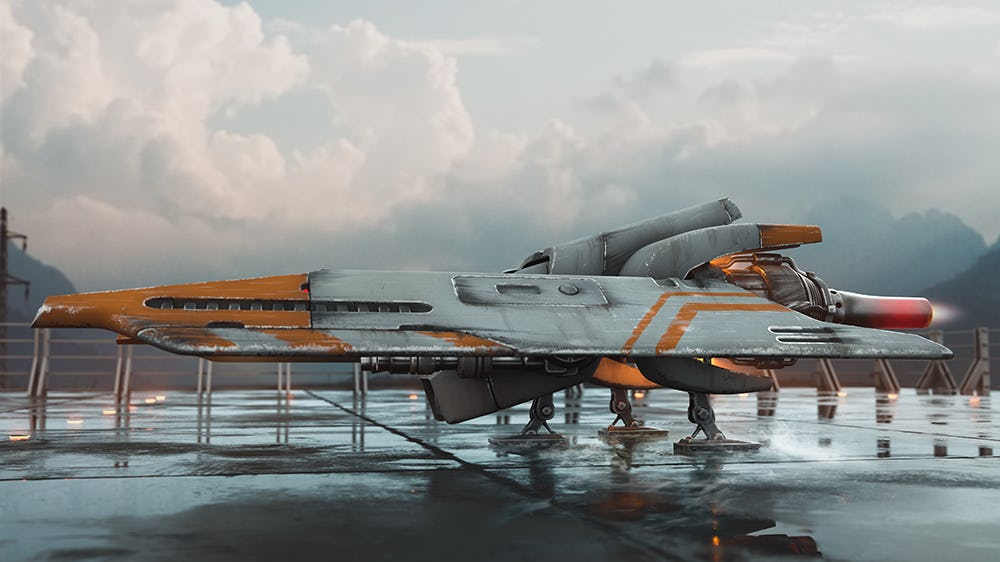9 Awesome Sci-Fi Vehicles We Wish Were Real