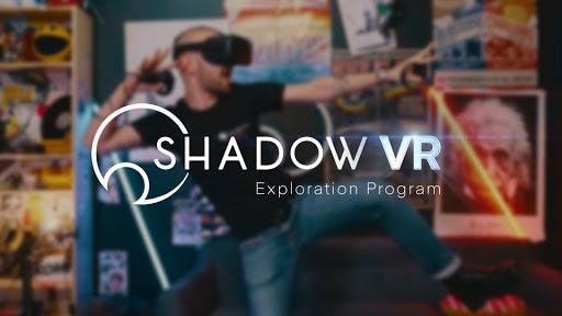 Shadow VR Meet the Explorers - header