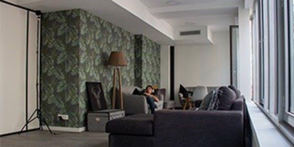 La Quiet room pour se reposer après le déjeuner