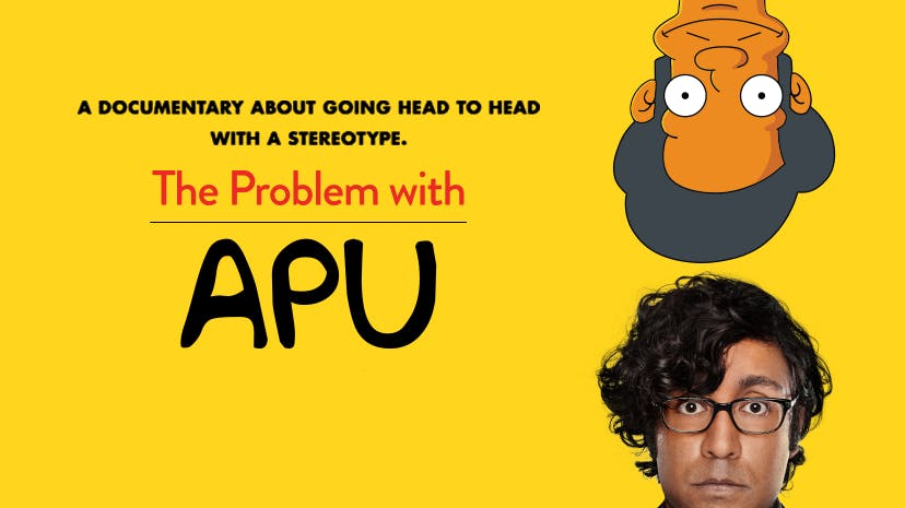 The Problem with Apu The Simpsons