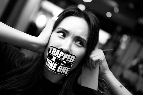 Artist - Trapped in Zone One