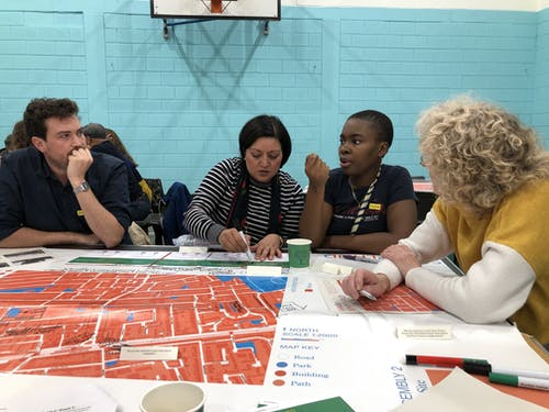 Assembly 1 for Maryland, Forest Gate, Manor Park and Little Ilford