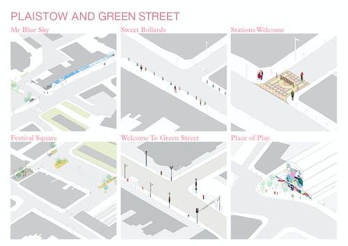 Plaistow and Green Street Design Proposals