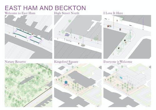 East Ham and Beckton Design Proposals