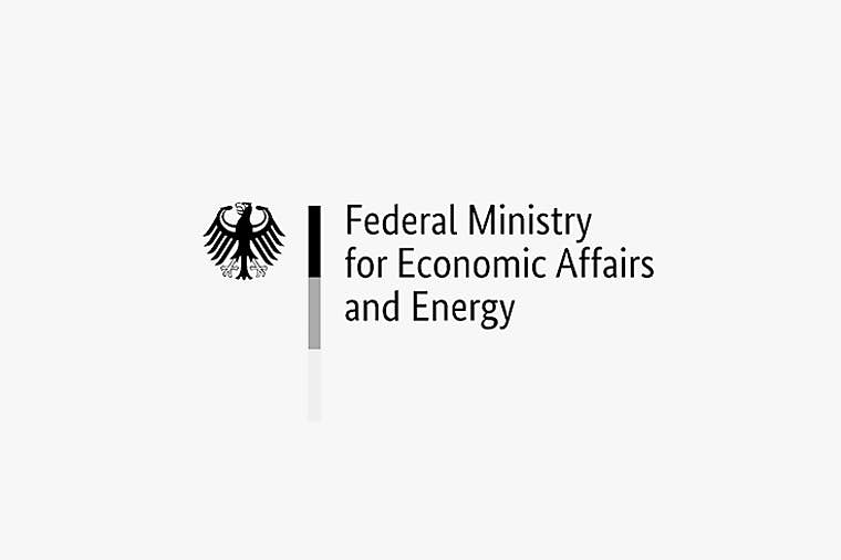 Federal Ministry for Economic Affairs and Energy logo