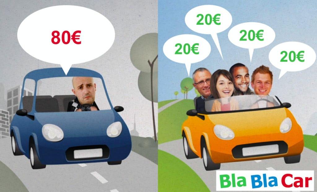 BlaBlaCar value proposition