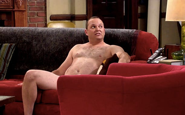How I met your Mother naked guy coliving