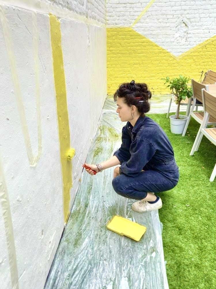 artiste coliving jardin