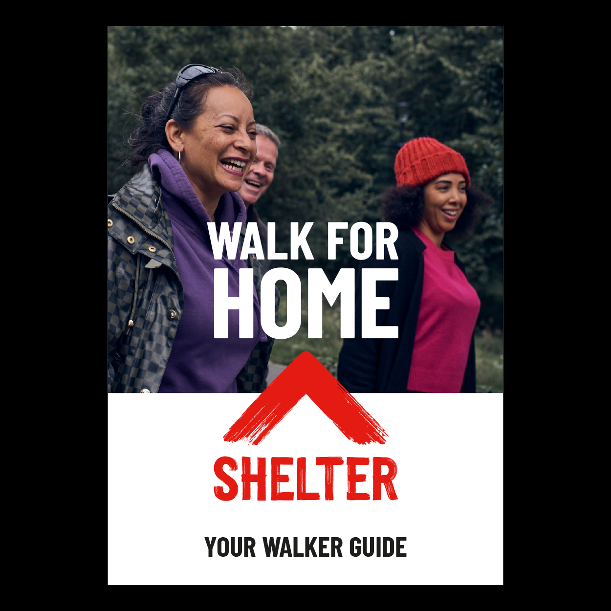 Preview image of Walk for Home walker guide