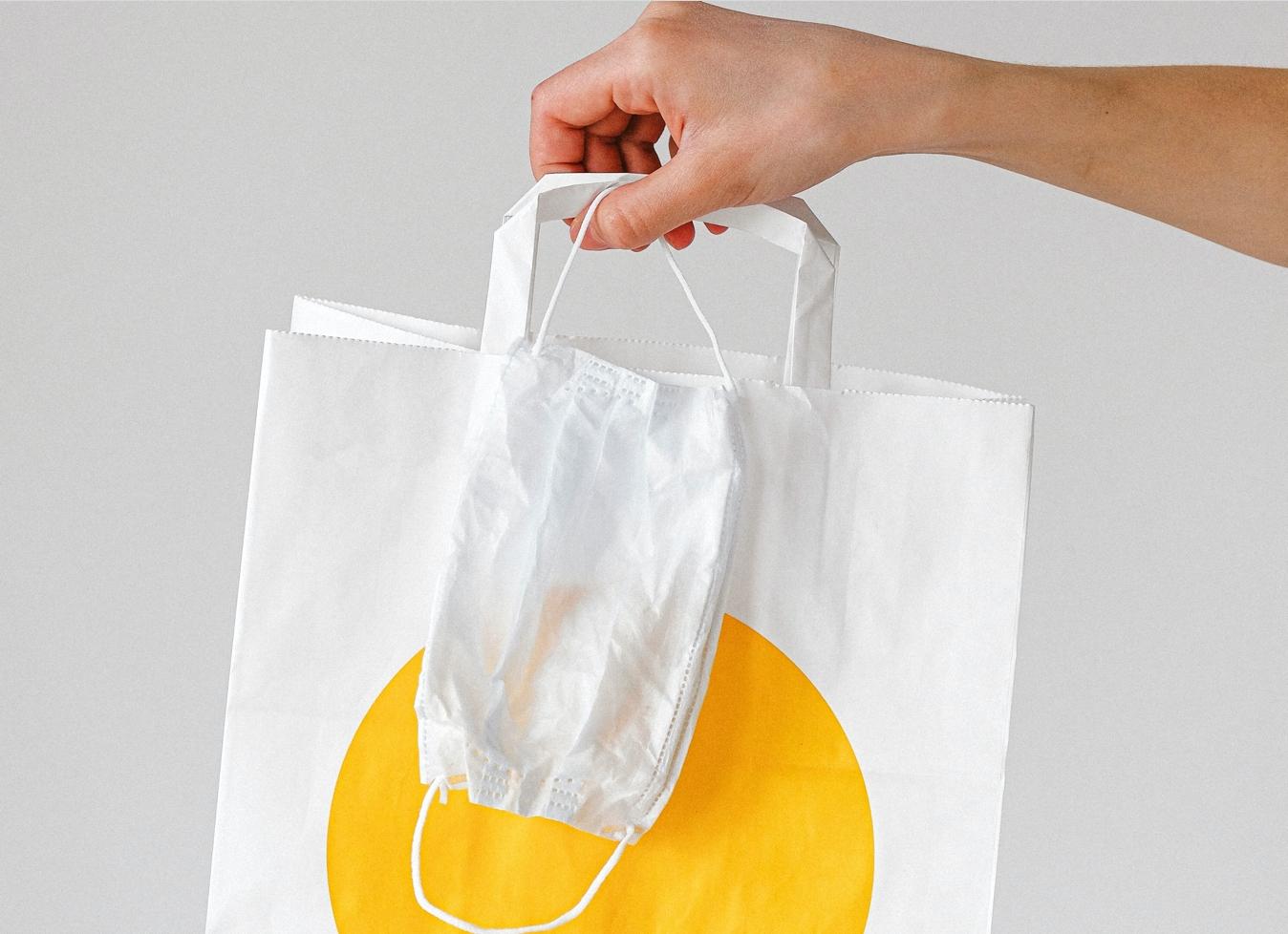 Mask and Bag