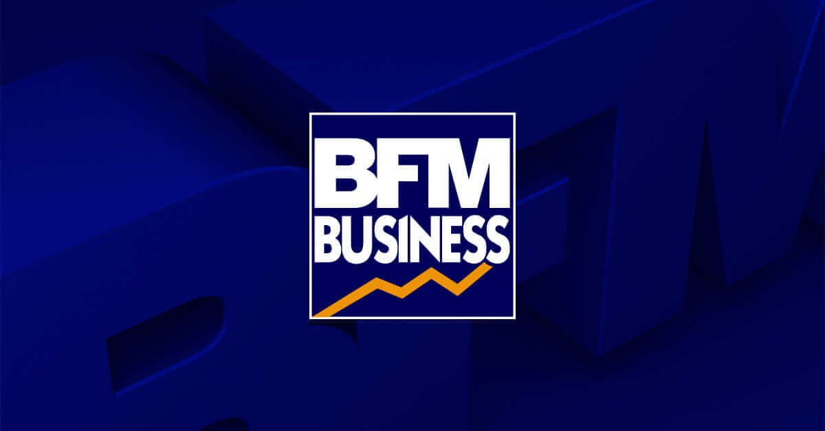 Logo BFM Business Shopopop