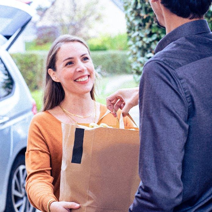 Shopper testimony