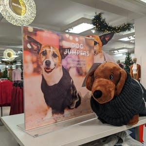 M&S Go Jumpers For Christmas