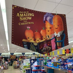 Aldi - put on an amazing show this Christmas