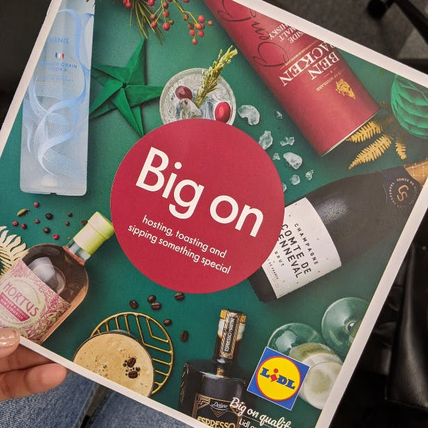 Lidl - Big on a Christmas you can believe in