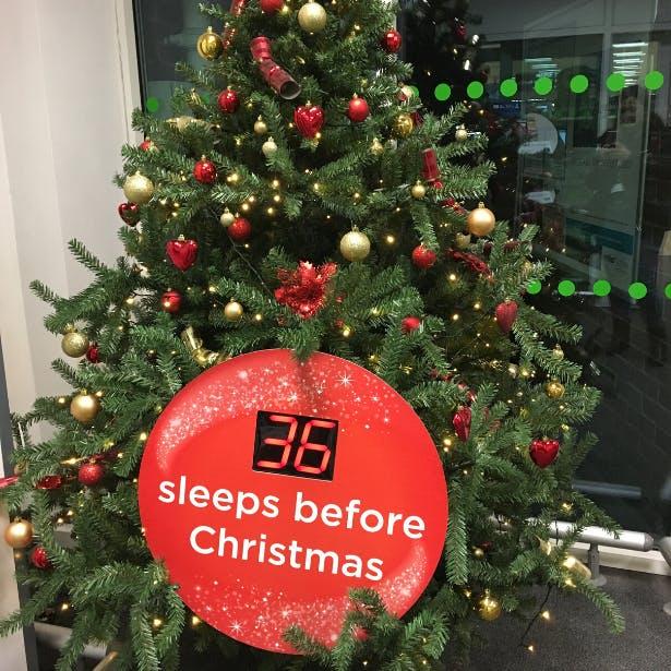 ASDA let's make Christmas Extra special