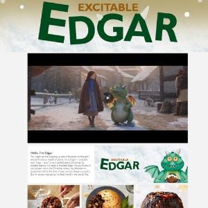 Waitrose Excitable Edgar