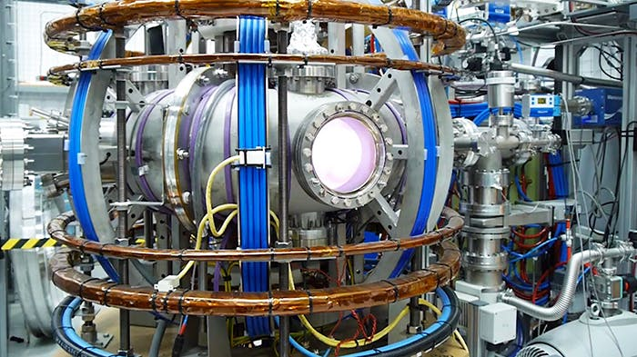 Siemens and Tokamak Energy accelerating the development using digital twin.