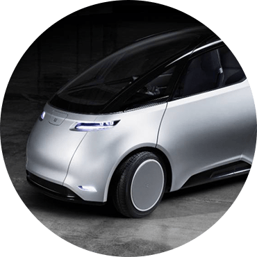Unity electric car