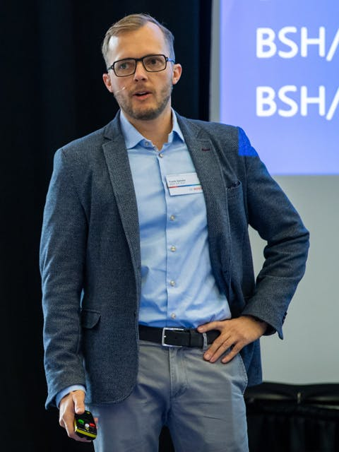Frank Helmke - BSH