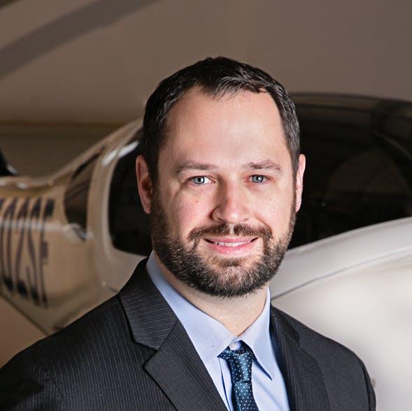 Daniel Hinson, BYE Aerospace