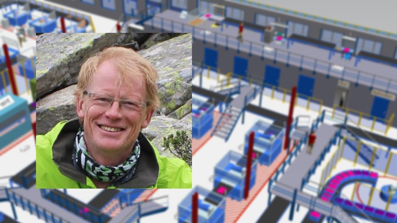 Georg Piepenbrock - Siemens Digital Industries Software