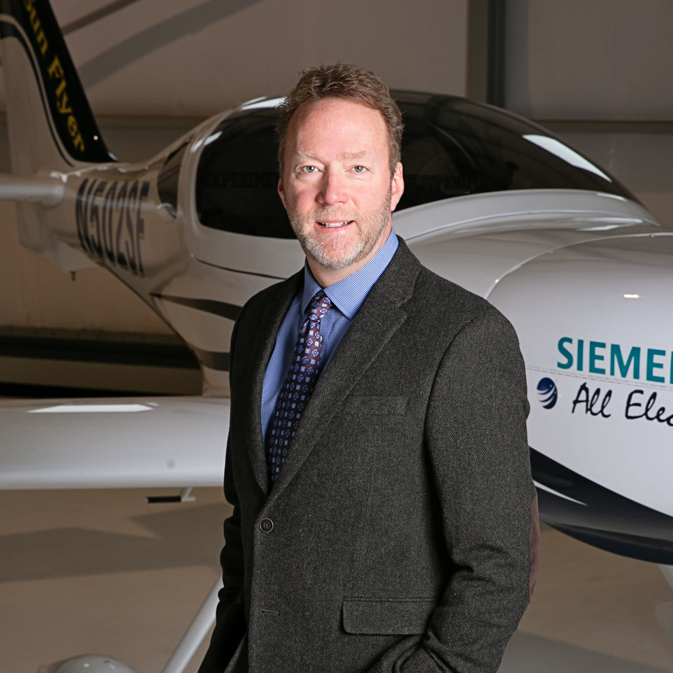 Jim Forrester - BYE Aerospace